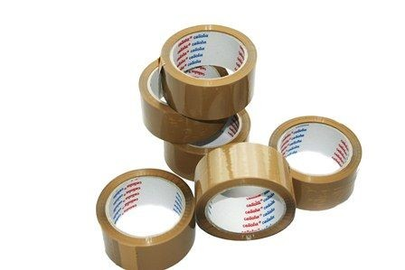 Globe - Red OPP Tape 2x40yds