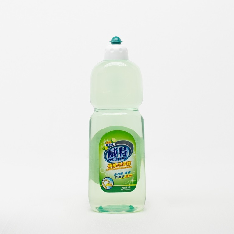 Whiton - Lemon Liquid Detergent (1000ml)