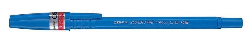 Zebra - H8000 - Ball Pen <Blue>