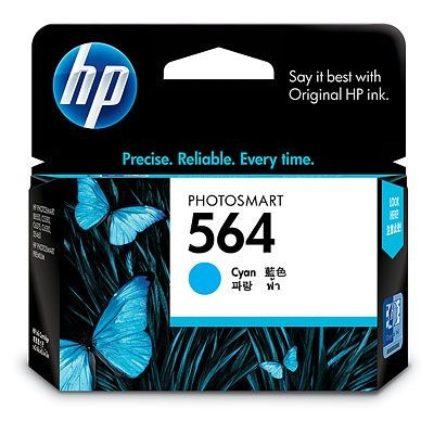 HP CB318WA (No.564) Ink