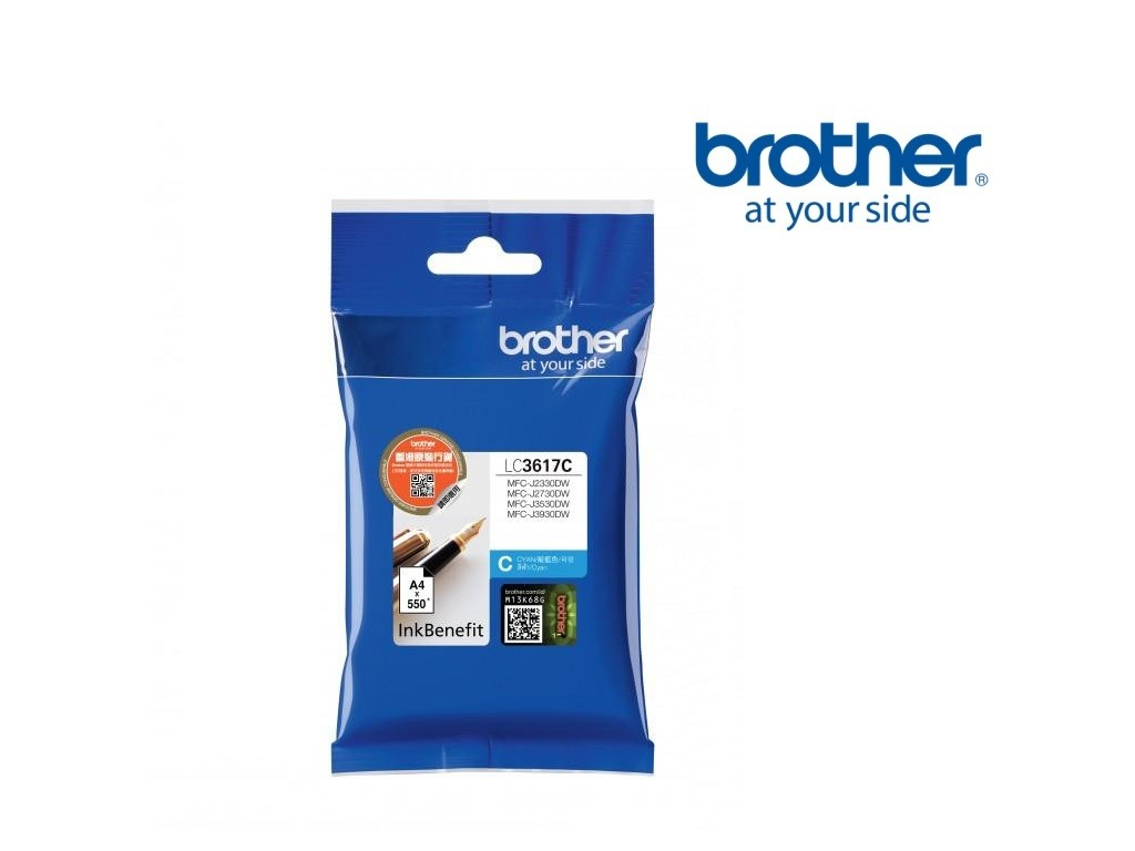 Brother LC3617 Ink