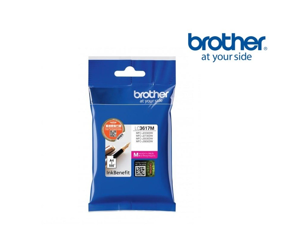 Brother LC3617 Ink <Magenta>