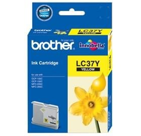 Brother LC-37 Ink <Yellow>