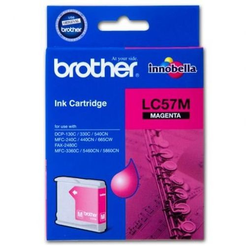 Brother LC-57 Ink <Magenta>