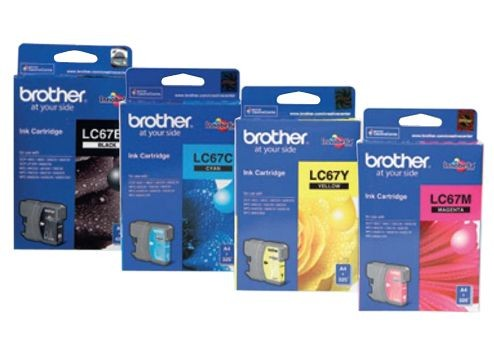 Brother LC-67 Toner <Black>
