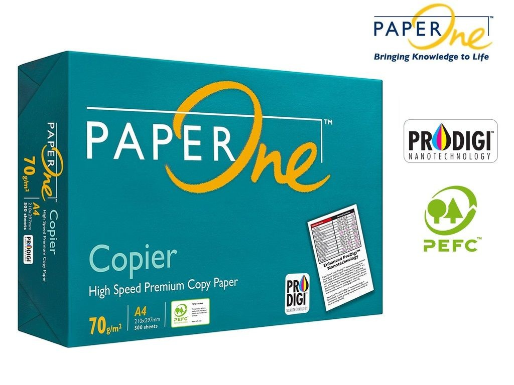 Paperone Copy Paper 70gsm A4