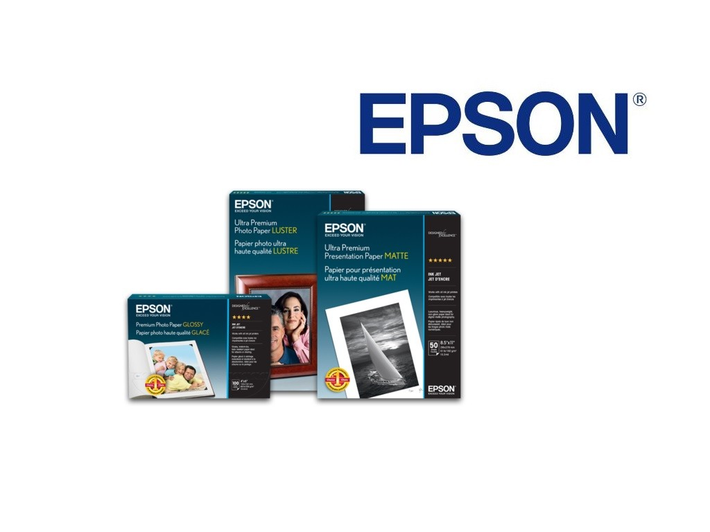 Epson C13S041079 Photo Quality InkJet Paper