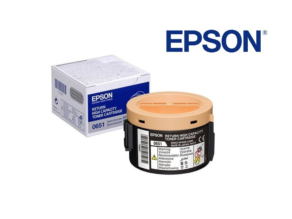 Epson C13S050651 Return Toner
