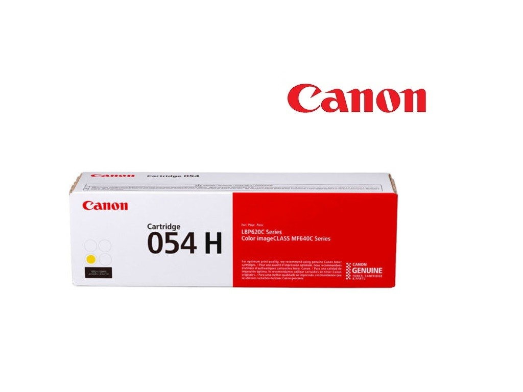 Canon Cartridge-054 Toner (High Capacity)