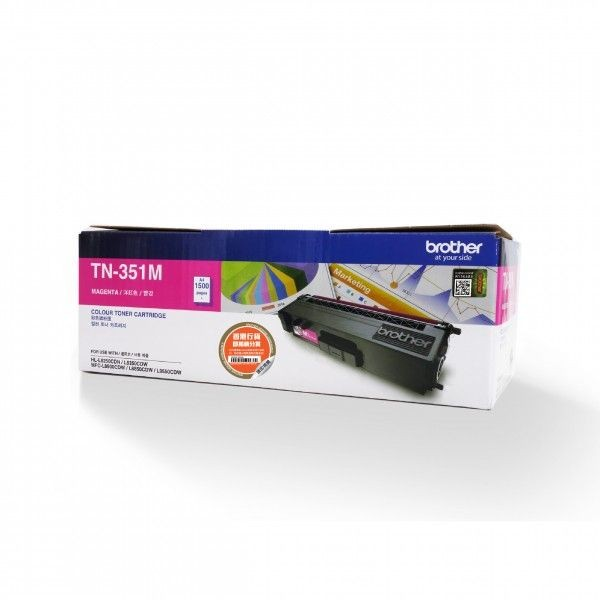 Brother TN-351 Toner <Magenta>