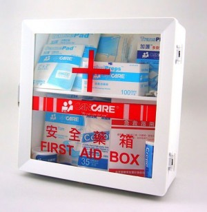 Cancare - First Aid Box (100ppl)
