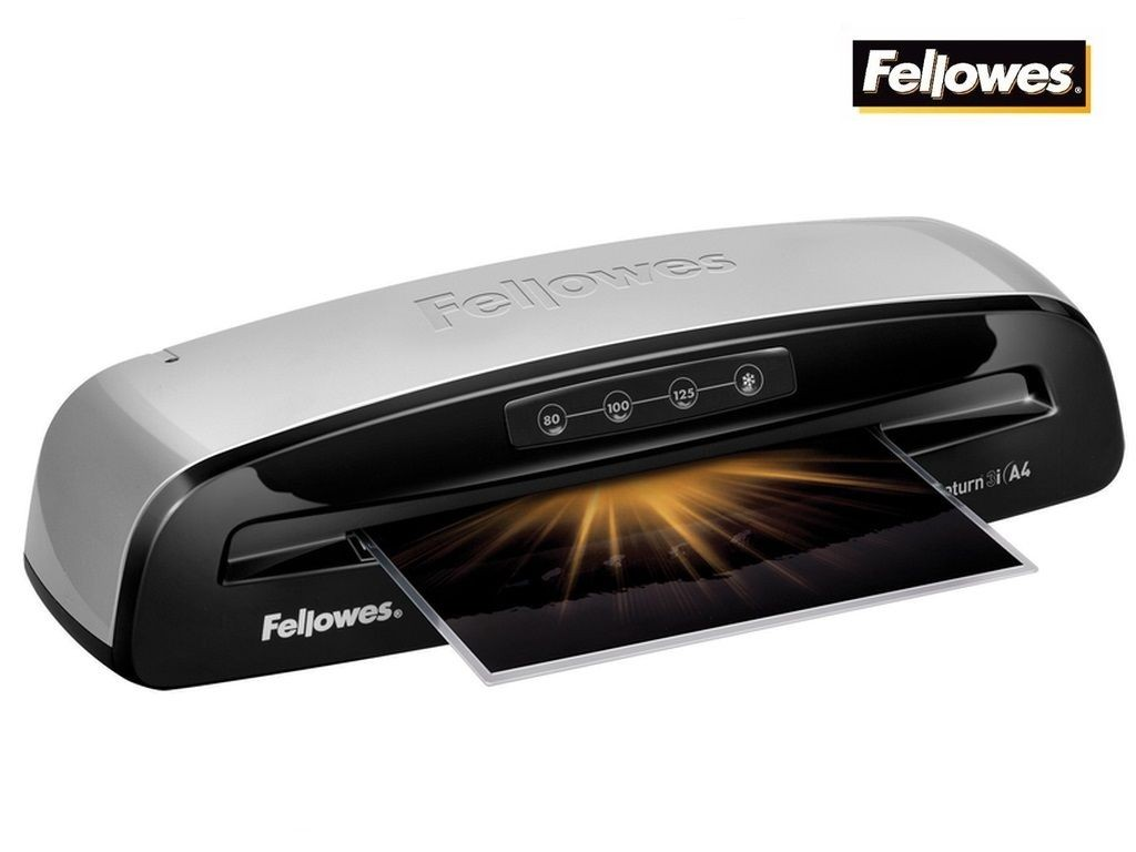 Fellowes - Saturn-3i - A4 過膠機