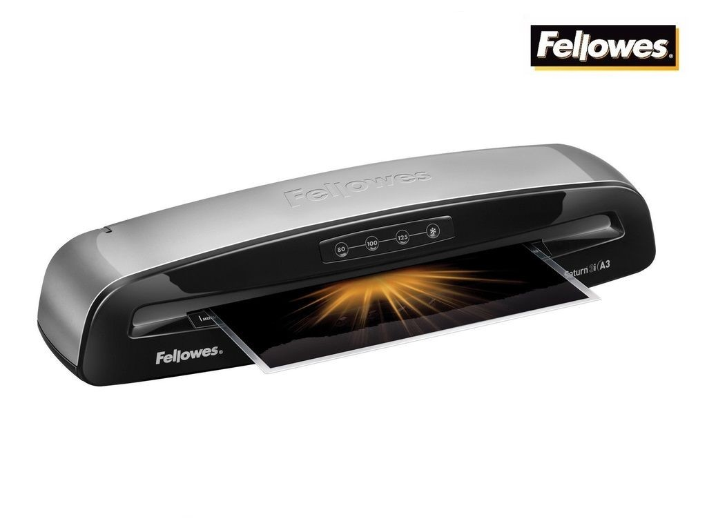 Fellowes - Saturn-3i - A3 過膠機